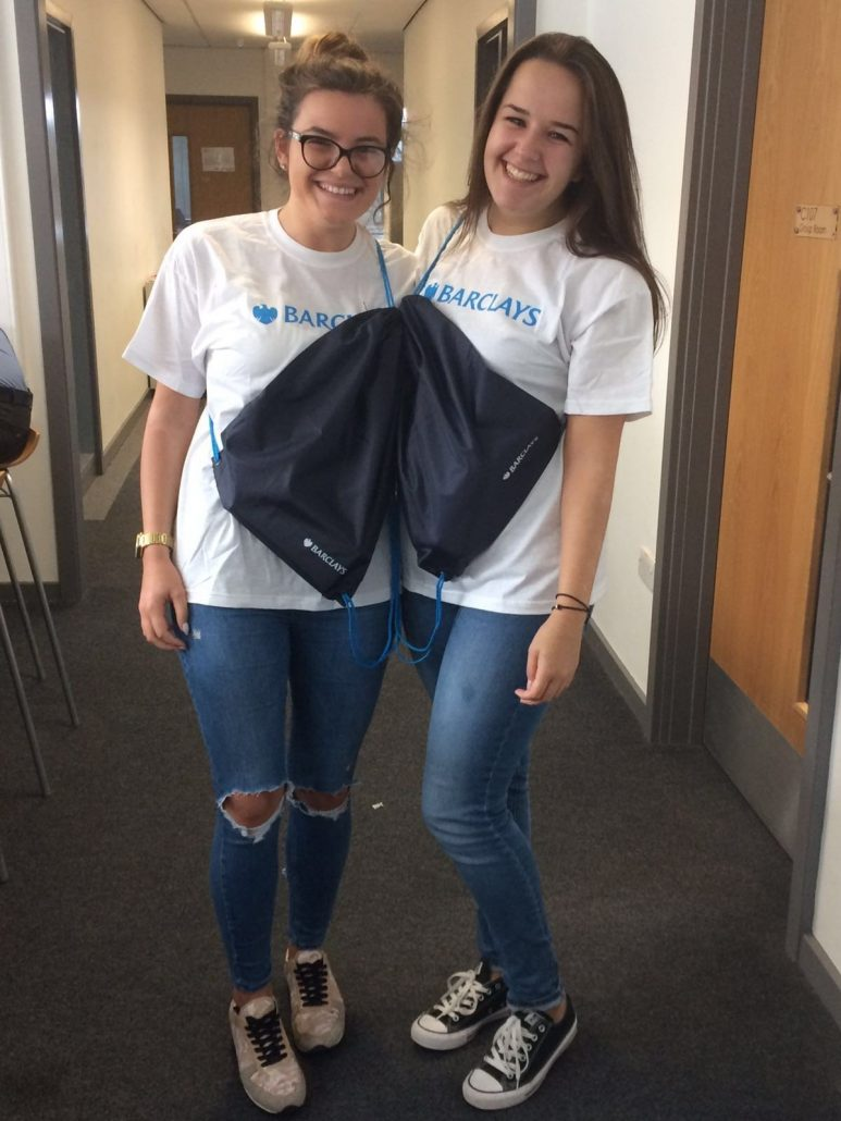 Barclays Work Experience